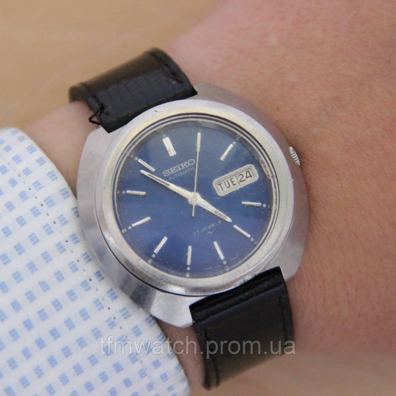 Подержанные часы Seiko Vintage