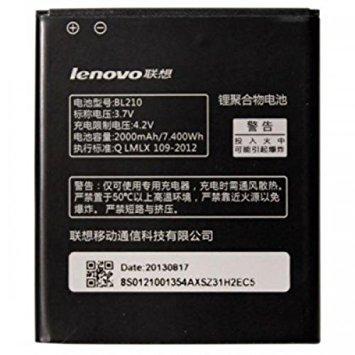 Аккумулятор Lenovo BL210, 2000 mAh (A656, A658, A750, A766, A770, S650