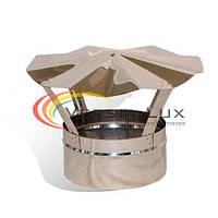 Грибок из нержавеющей стали Versia-Lux
