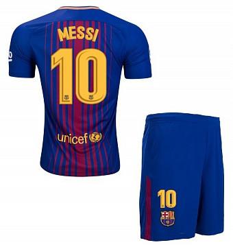 e1099b186ca8 Футбольная форма Барселона Месси (Messi) 2017-2018 домашняя  продажа ...