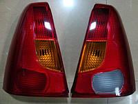 Фонарь задний левый Дача Логан (Dacia Logan) 2004-2008