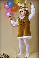 Карнавальный костюм Белочка (сарафан)