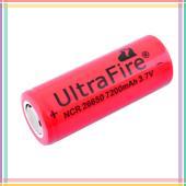 Аккумулятор UltraFire 26650 7200mAh