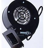 Блок управління Polster C-11 і вентилятор NWS-75 комплект для автоматизації твердопаливного котла, фото 3