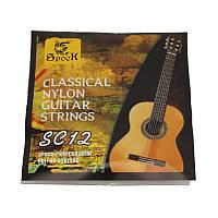Нейлоновые струны для классической гитары цена Spok