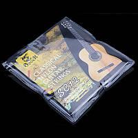 Нейлоновые струны для классической гитары Spok