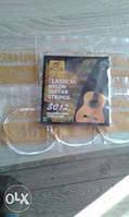 Нейлоновые струны для акустической гитары Spok
