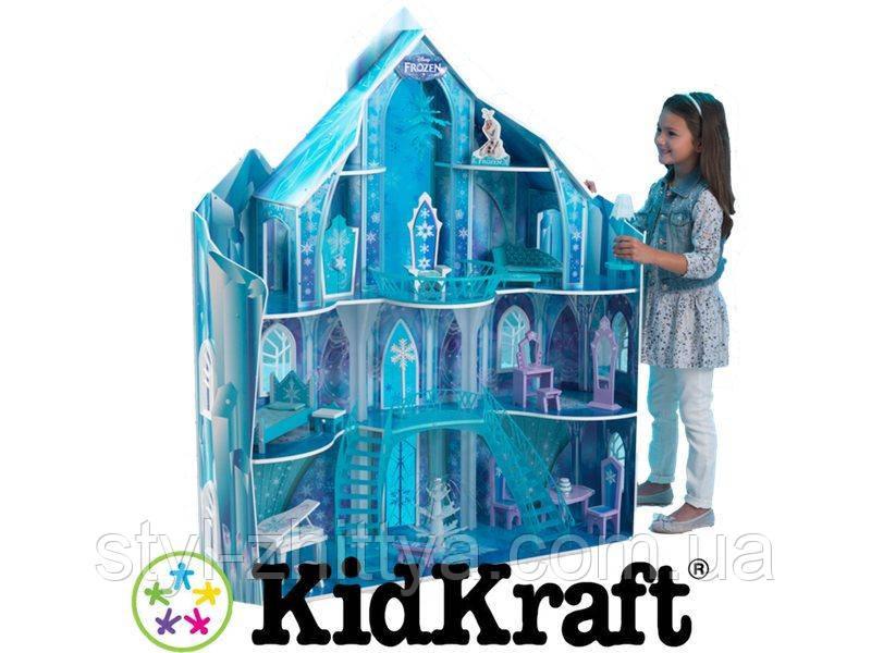 """Ляльковий замок XXL KidKraft Frozen """"Крижане серце"""""""