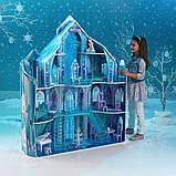 """Ляльковий замок XXL KidKraft Frozen """"Крижане серце"""", фото 6"""