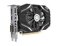 Видеокарта GeForce GTX1050 OC, MSI, 2Gb DDR5, 128-bit, DVI/HDMI/DP, 1518/7008 MHz (GTX 1050 2G OC)