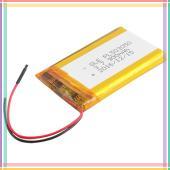 Аккумулятор литий-полимерный 503050 3,7V 900mAh (5*30*50мм)