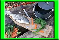 Доска для разделки рыбы