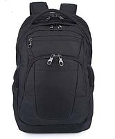 Рюкзак мужской спортивный стильный черный