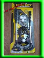 Набор для мини гольфа happy golf set