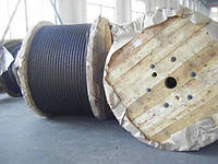 Канат (трос) стальной диаметр 25,5 мм ГОСТ  7668-80 от ГОСТ МЕТАЛЛ