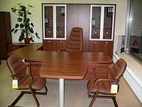 Мебель для офиса, кабинет руководителя недорого в Киеве