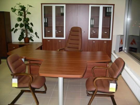 Мебель для офиса, кабинет руководителя недорого в Киеве - Дизайн студия Люкс-Меблi - кухни на заказ Киев, кухни из дерева Киев, кухни мдф, шкафы купе на заказ в Киеве