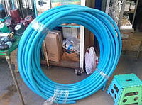 Труба полиэтиленовая водопроводная д.32