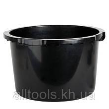 Строительный круглый таз 45 л INTERTOOL KT-0045