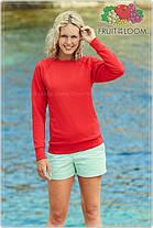Женский приталенный легкий свитшот без начеса 62-146-0, фото 3