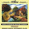 Нейлоновые струны для классической гитары Alice