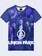 Футболка Linkin Park poster