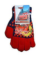 Перчатки для мальчиков оптом  DISNEY 3-8 лет.№ HО4256
