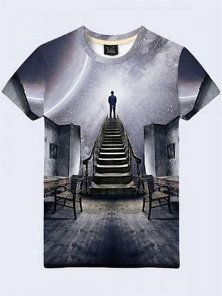 Футболка Лестница Во Вселенную, фото 2