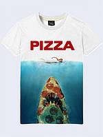 Футболка Пицца в Море