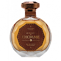 Hayari Parfums Le Paradis de L`Homme парфюмированная вода 100 ml. (Тестер  Хаяри 5bac729b2c3dc