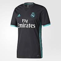 Футбольная форма Реал Мадрид (Real Madrid) 2017-2018 Выездная