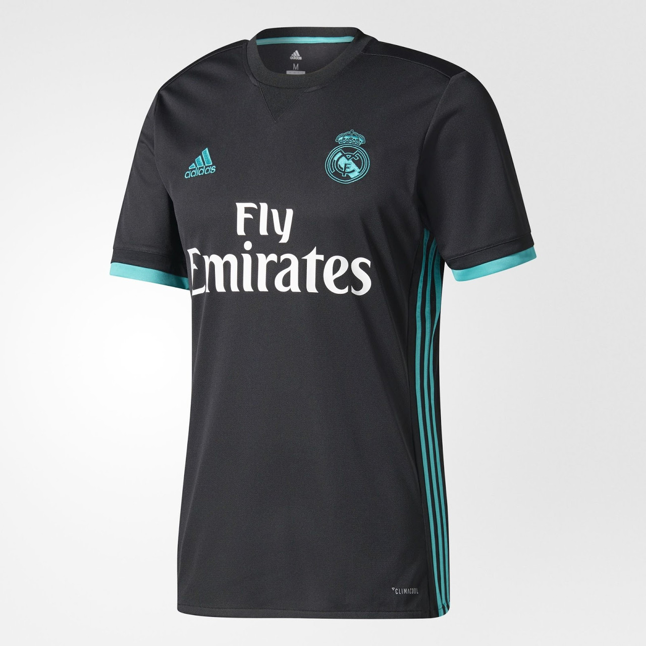 Футбольная форма Реал Мадрид (Real Madrid) 2017-2018 Выездная ... 31e97dc3910