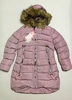 Пальто для девочек 8-16 лет