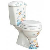 Бачок для детского унитаза Idevit Afacan 0505-0000-0171