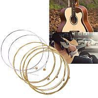Бронзовые струны для классической / акустической гитары, фото 1