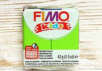 Фимо Кидс полимерная глина Fimo Kids 51, зеленый лаймовый. Германия.