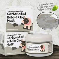Elizavecca Маска для лица глиняно-пузырьковая Milky Piggy Carbonated Bubble Clay Mask, фото 1