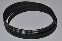 Ремень 1204 H8 MAEL 481235818167 для стиральных машин Whirlpool, Laden, фото 1
