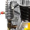 КОМПРЕССОР РЕМЕННОЙ ДВУХЦИЛИНДРОВЫЙ 380В 4КВТ 678Л/МИН 10БАР 100Л SIGMA (7044521) , фото 4