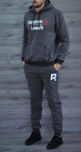 Купить Мужской утепленный спортивный костюм Reebok CrossFit! Зима! в ... 01fa00f6e227e
