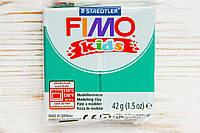 Фимо Кидс полимерная глина Fimo Kids 5, зеленый. Германия., фото 1