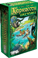 Настольная игра Каркассон. Амазонка (Carcassonne: Amazonas)
