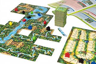 Настольная игра Каркассон. Амазонка (Carcassonne: Amazonas), фото 3
