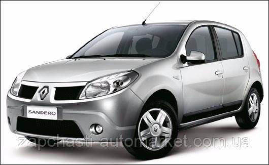 Рено Сандеро (Renault Sandero) 2008-2013