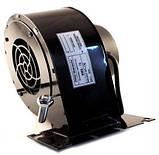 Блок управления Polster C-11 и вентилятор NWS-75 комплект для автоматизации твердотопливного котла, фото 6