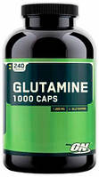 Glutamine 1000 Optimum Nutrition, 240 капсул