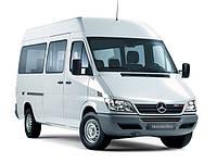 Козырек Mercedes-Benz Sprinter (1996-2006)