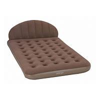 Надувной матрас-кровать Vango Airhead Double 212x137 Nutmeg