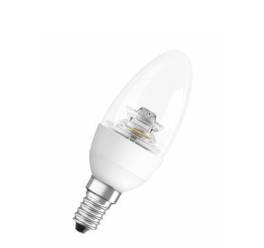 Лампа LED SUPERSTAR CLASSIC B40 ADV 6,5 W 827 E14 CS OSRAM диммируемая