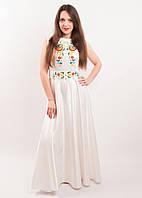 """Женское вышитое платье  """"БАРВИСТИЙ НАСТРІЙ""""  размера  42 до 52  в этническом стиле с вышивкой ,   купить , фото 1"""